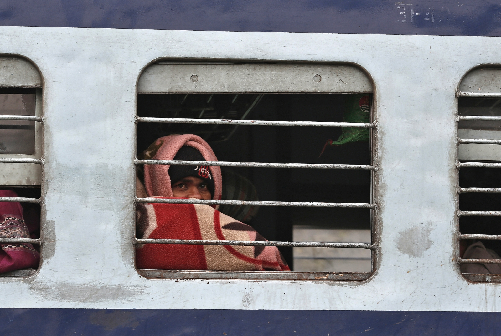 South India train accident