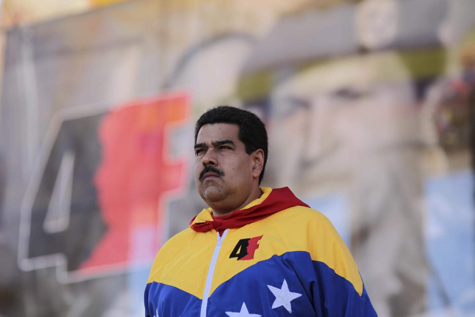 Venezuelan president Maduro alleges coup attempt by US