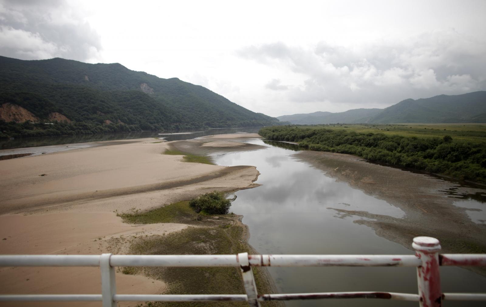 Tumen river
