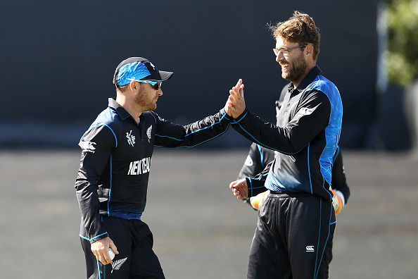Brendon McCullum-Daniel Vettori