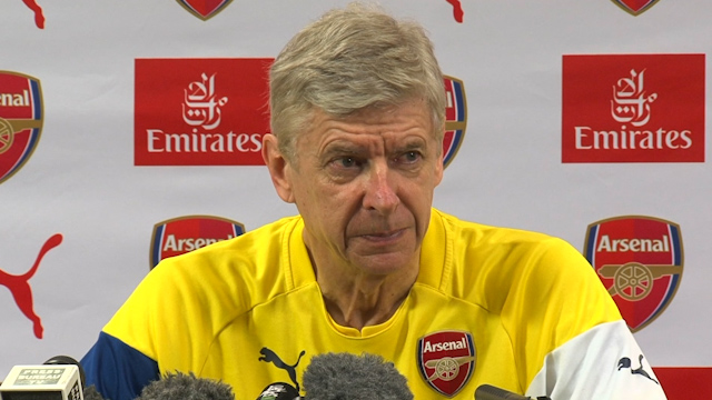 Arsene Wenger: Arsenal still to find underlying reason for Ramsey's injuries