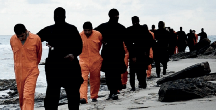 Dabiq ISIS magazine Egyptian Coptic Christians abducted