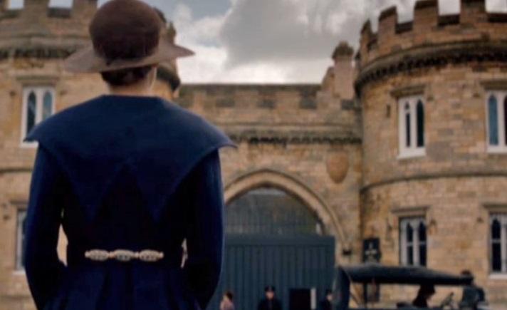Downton Abbey Lincoln Castle