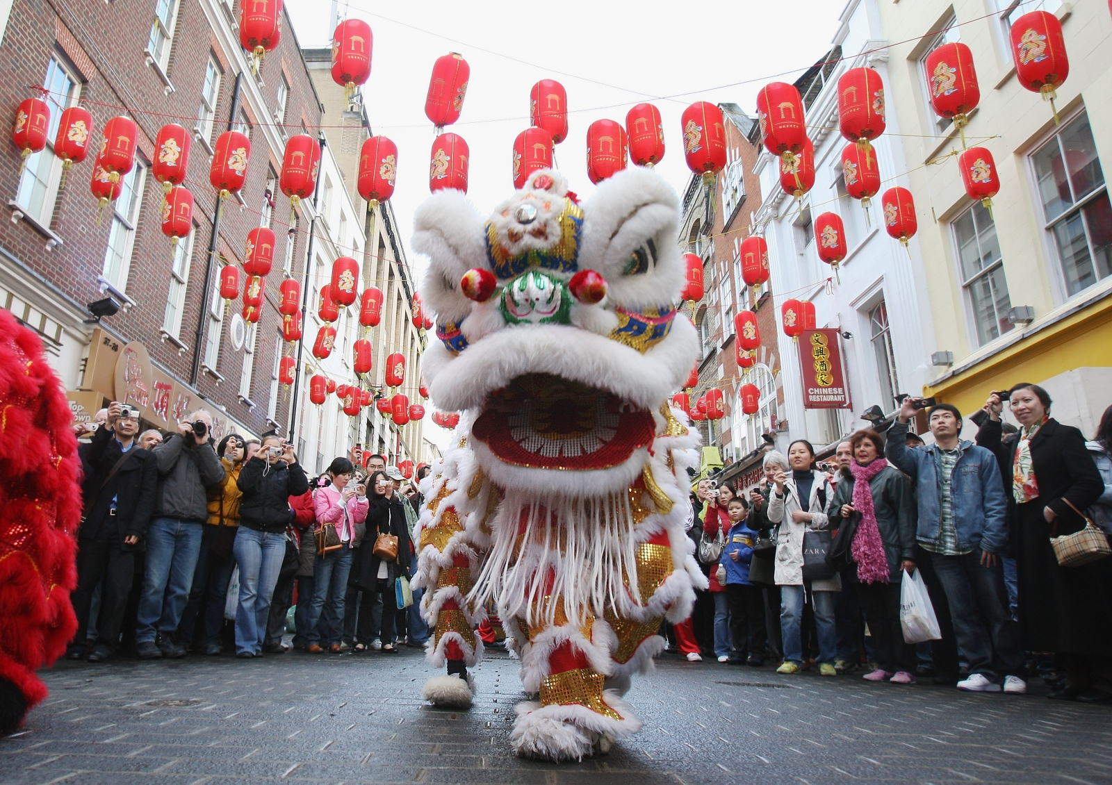 Chinese New Year 2015: Events around the UK to celebrate ...