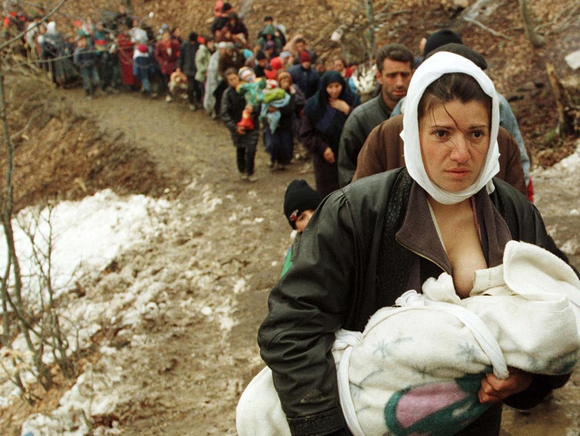 bosnia refugees