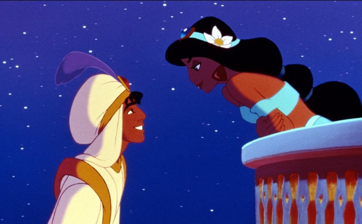 Aladdin - best valentine's films