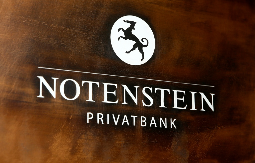 Notenstein Private Bank Logo