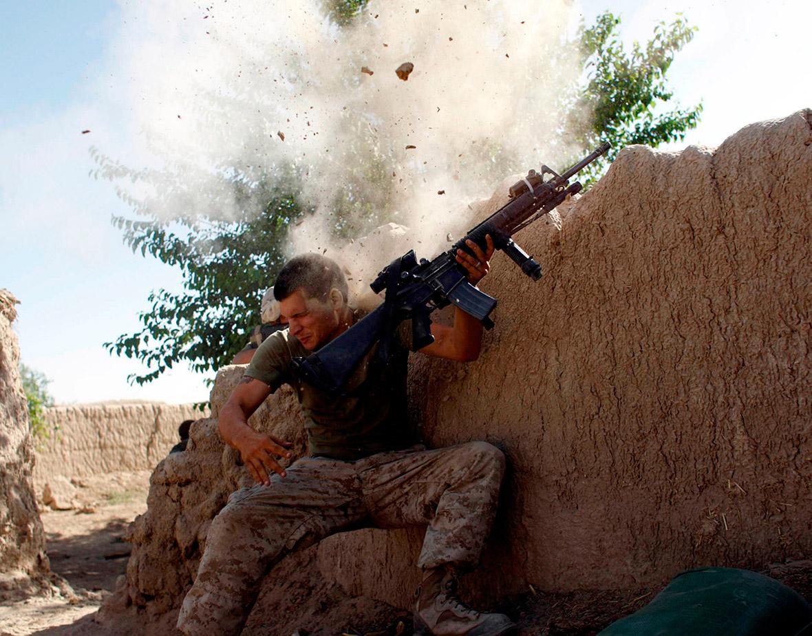 afghanistan tomasevic