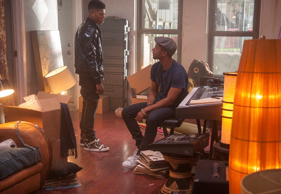 Jamal  and Hakeem in Empire