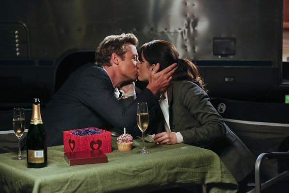 The Mentalist Season 7 finale: Wedding bells for Jane and Lisbon but will the serial killer allow them a happy ending?