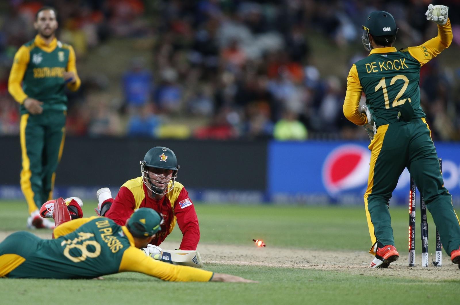 Zimbabwe vs South Africa