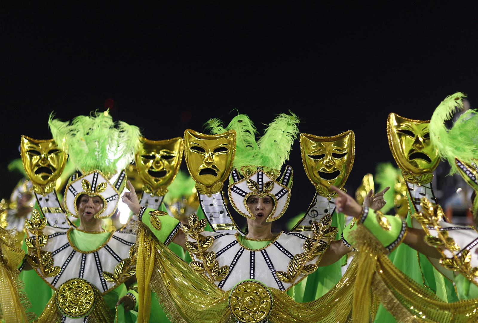 Rio Carnival 2015 12