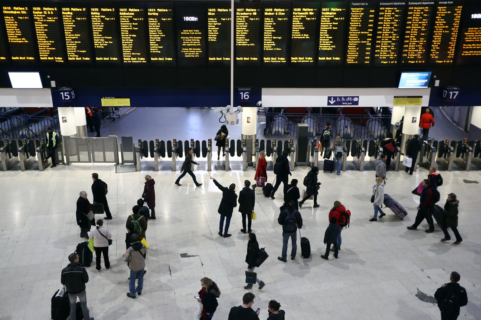 Southern Trains passengers most unhappy with services, Which? survey finds