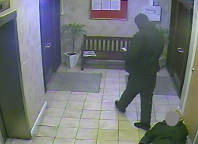 Attacker left 92 year-old man on the ground during robbery for just £5