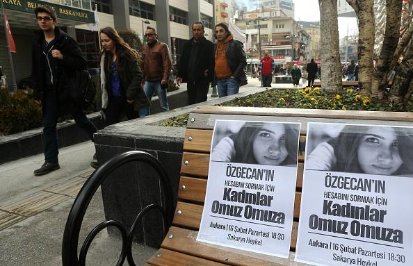 Turkey women violence