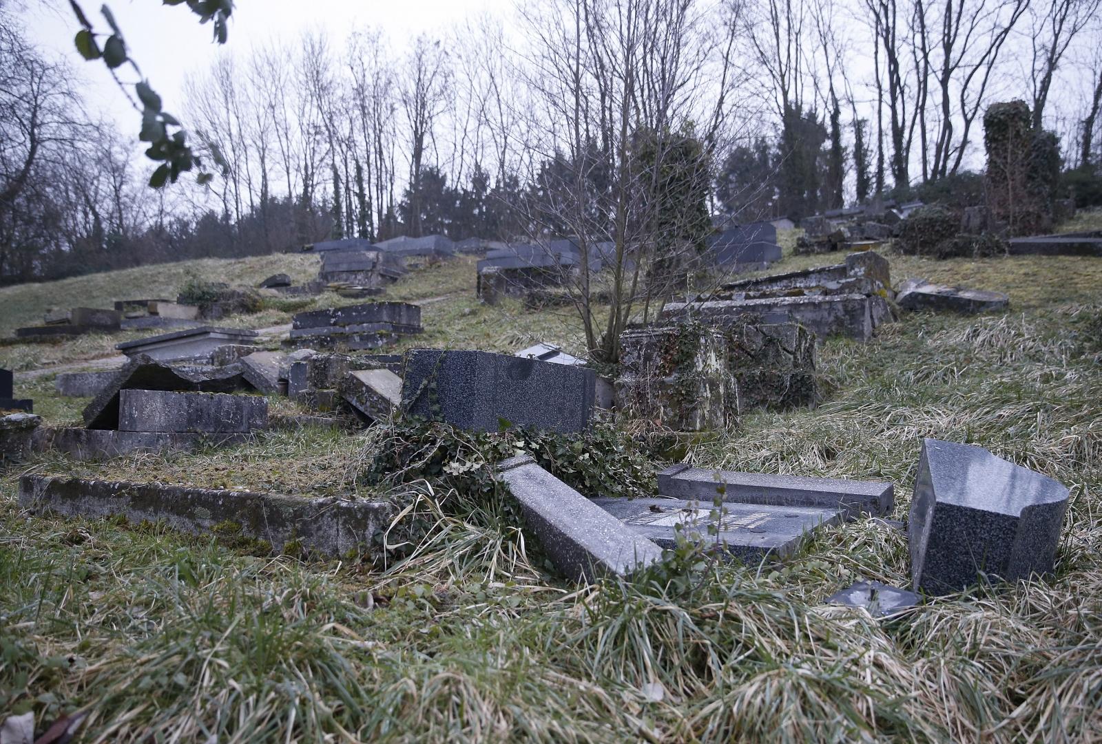 Sarre-Union Jewish cemetery