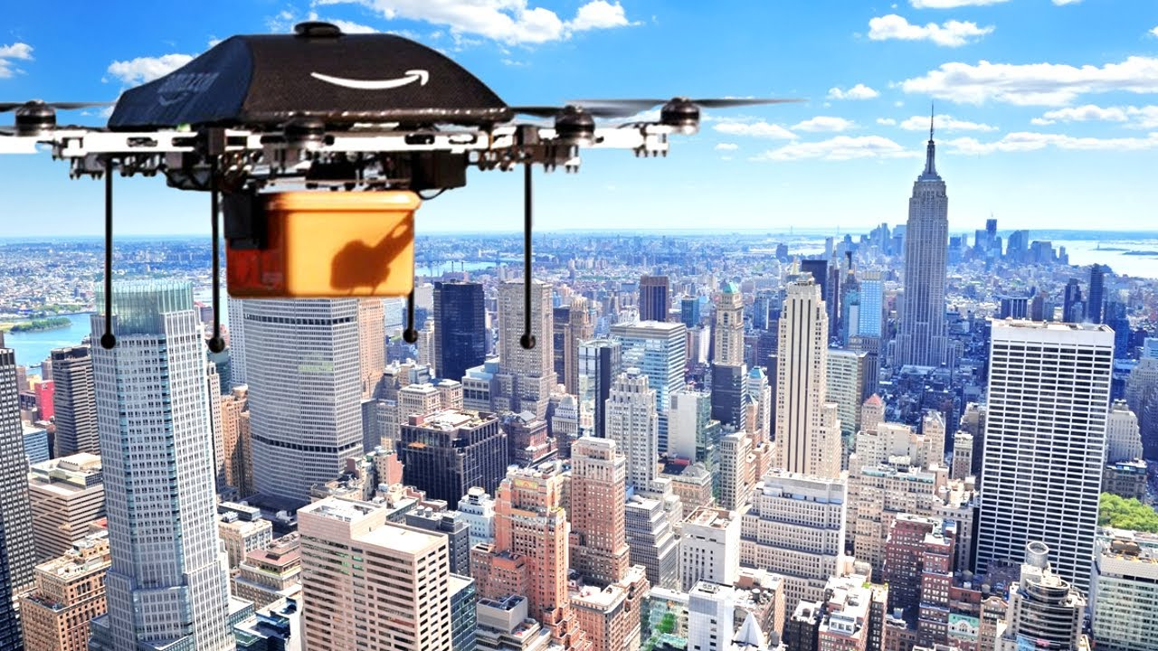 Amazon's dreams for a helicopter drone delivery service are unlikely to happen now as FAA's new rules ban remote piloting