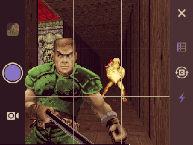 Doom Instagram Filters