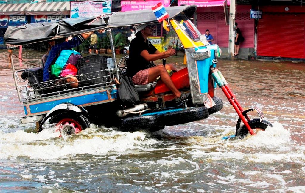 Tuk-Tuks Thailand