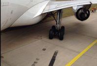 air algerie plane skidded off runway