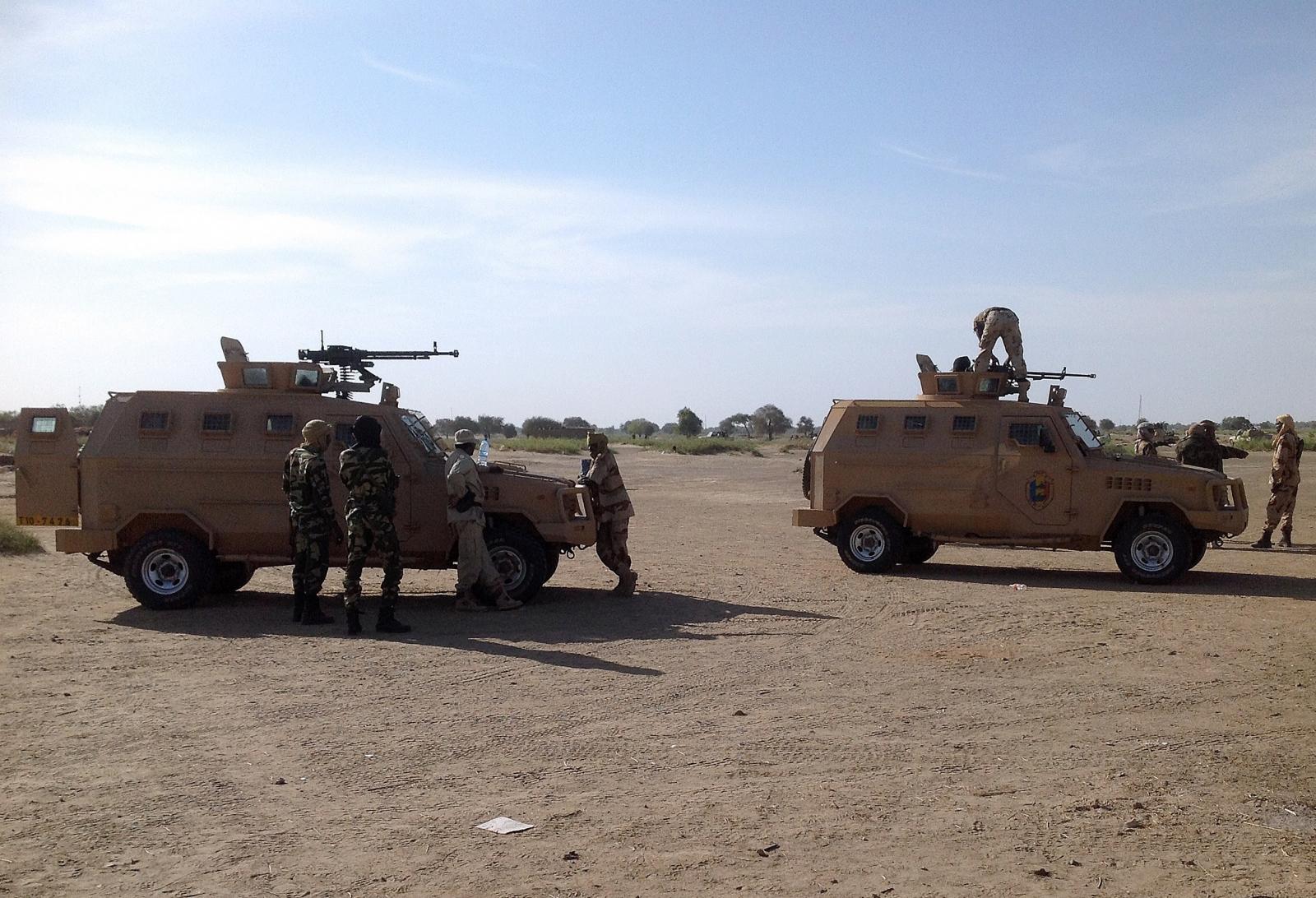 Boko Haram insurgency against African nations