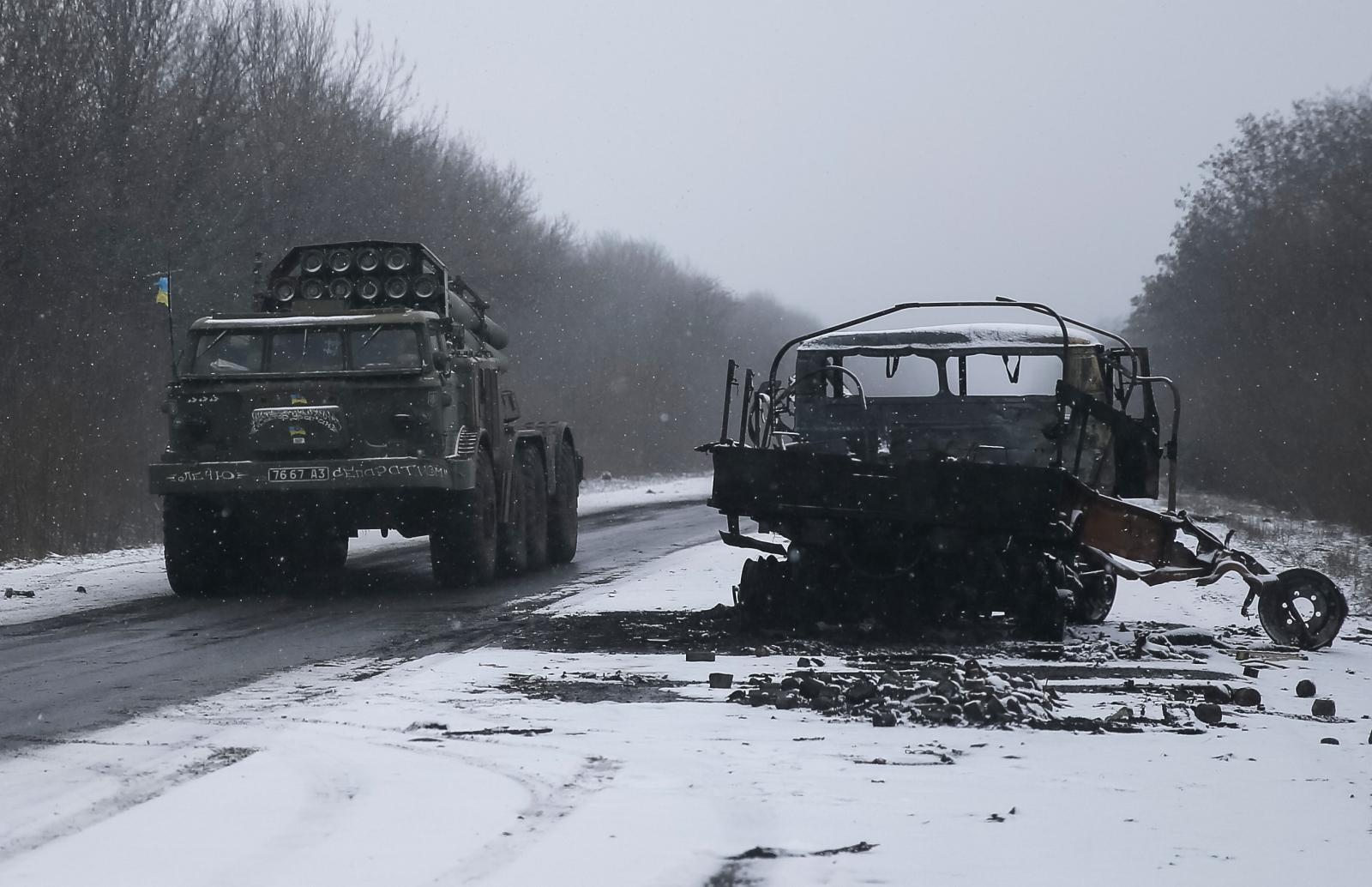 Ukraine crisis and ceasefire
