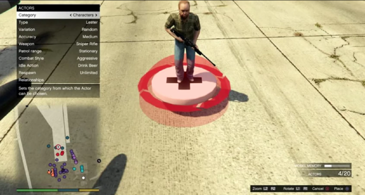 GTA 5 Online: Leaked Heists DLC character models and gameplay details revealed