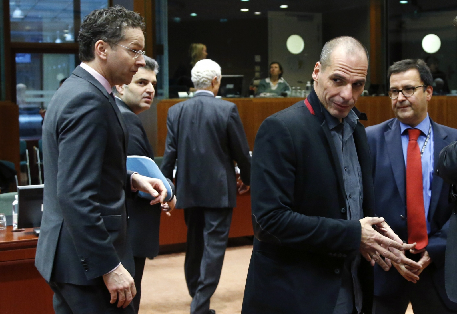 Greece rejects 'impossible' finance deal, confident solution will be found