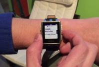 pebble smartwatch android wear apps