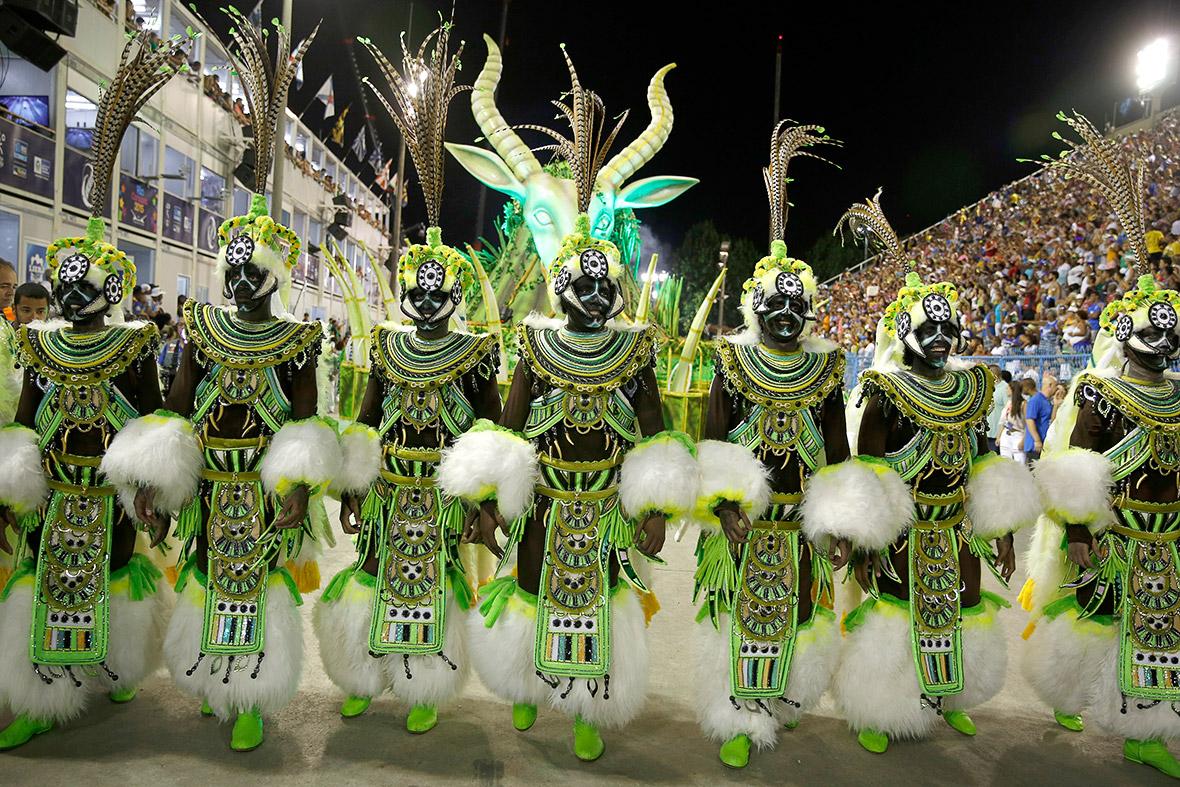 Rio Carnival 2015  Imperatriz Leopoldinense
