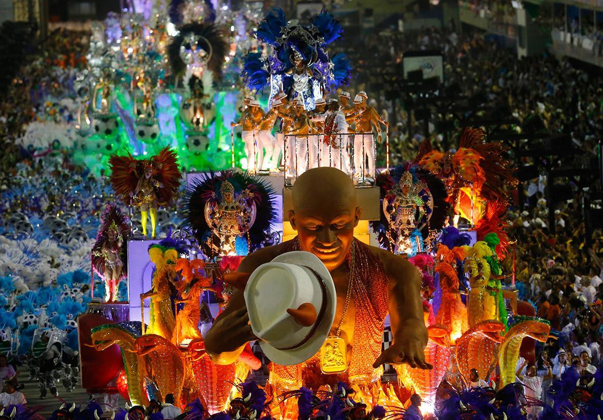Rio Carnival 2015 Portela