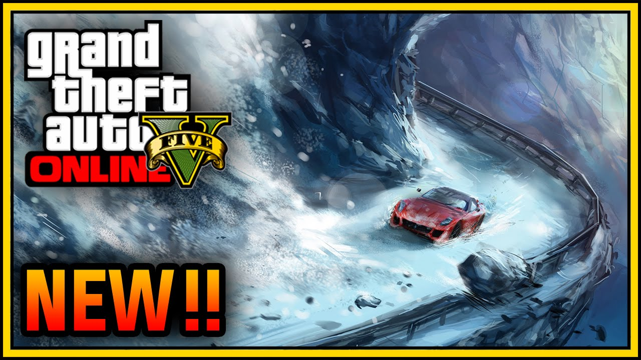 GTA 5 Online: Modded Avalanche Mission/Race gameplay details revealed