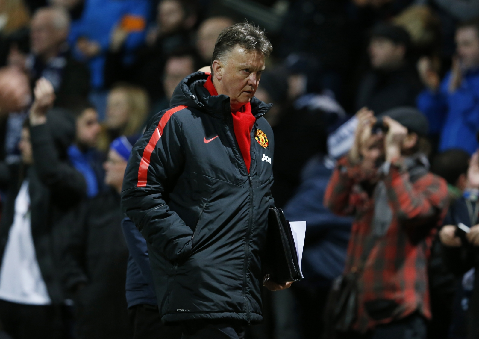 Louis van Gaal takes credit for Manchester Utd turnaround