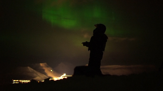 Aurora hunting filmmakers find spectacular Northern Lights show