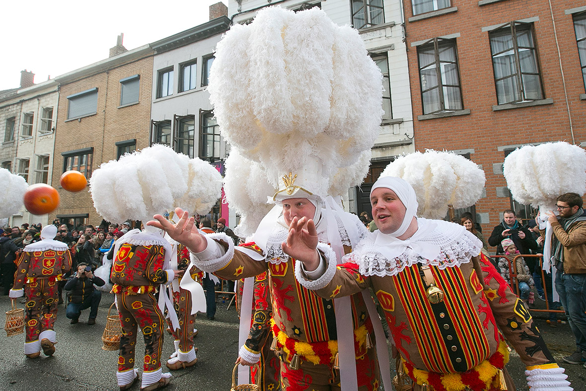 Kết quả hình ảnh cho Carnival , Binche