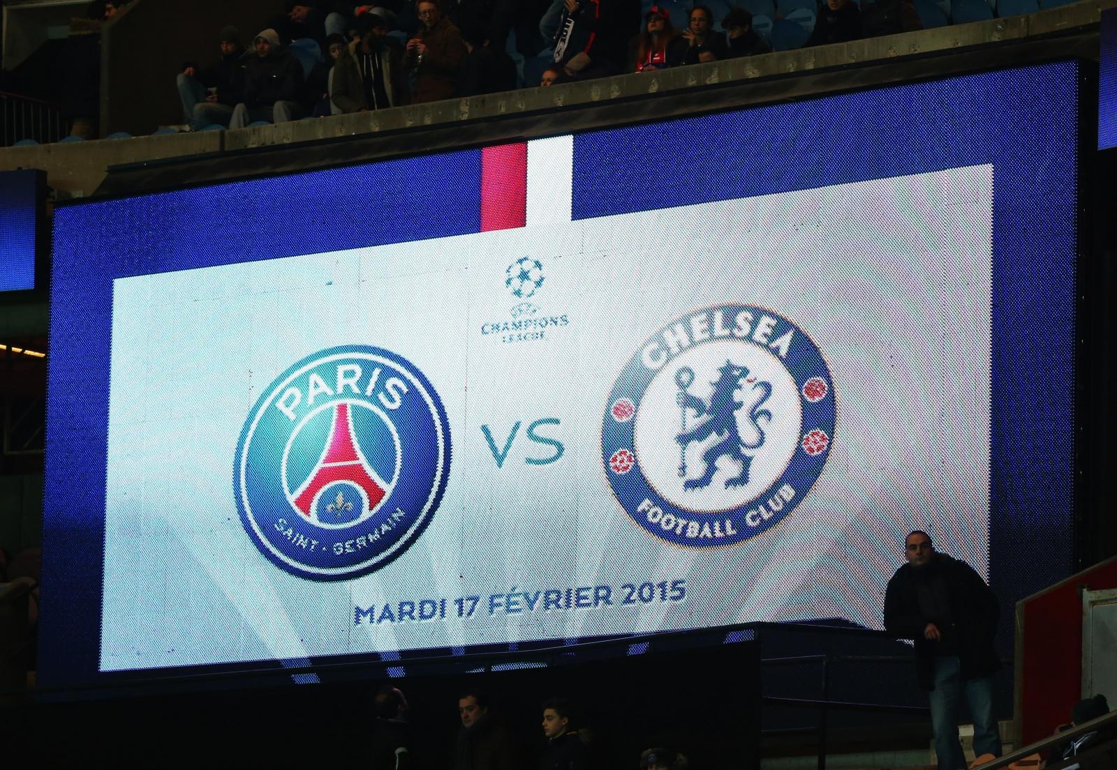 PSG v Chelsea