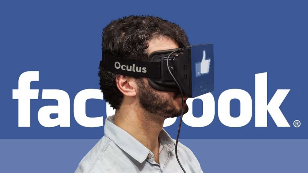 Facebook virtual reality apps Oculus VR