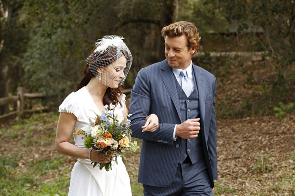 The Mentalist series finale: Serial killer to eclipse Jane and Lisobn's happy wedding [photos]