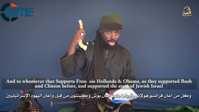 Boko Haram leader threatens Nigeria elections