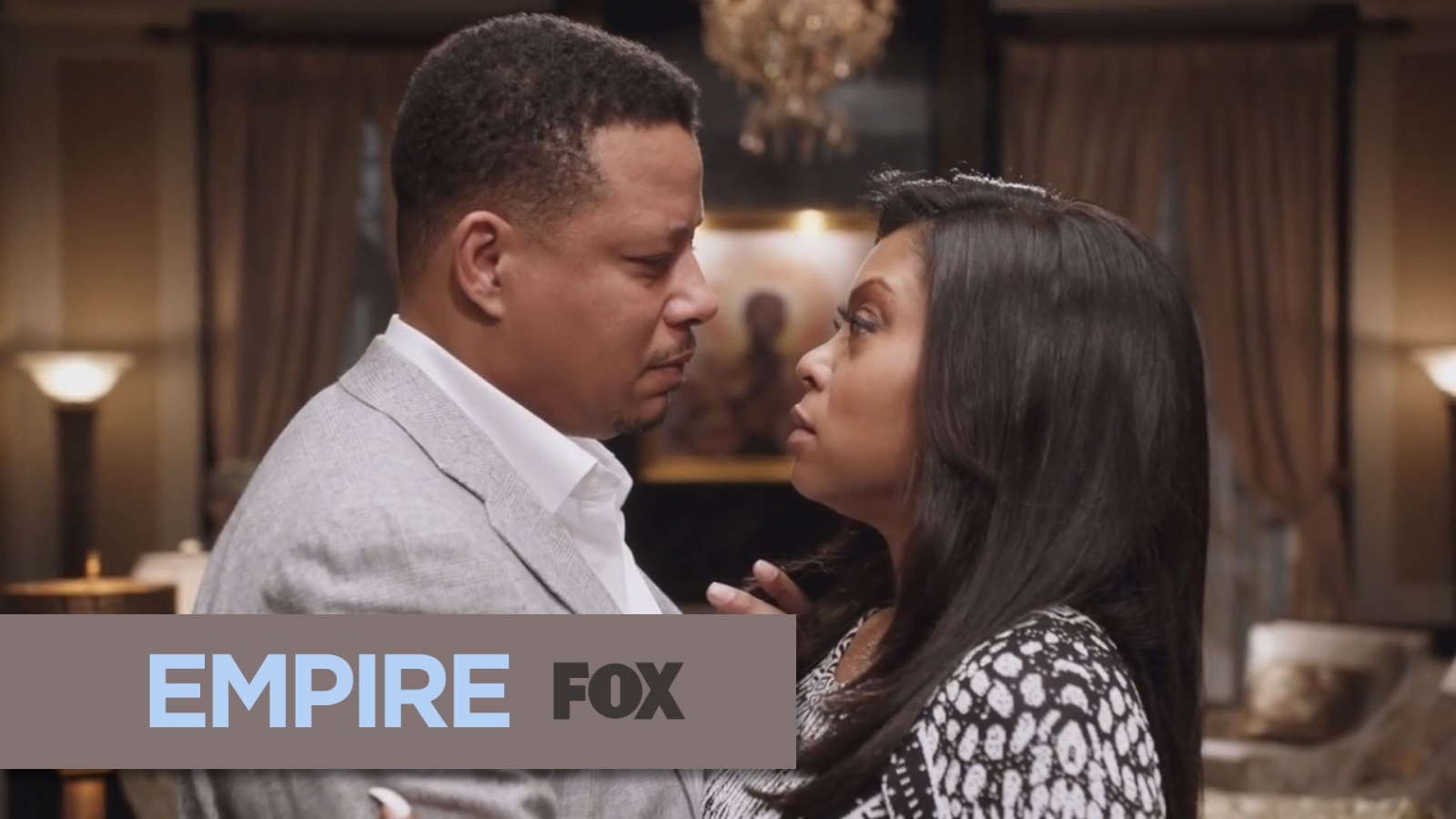 Empire episode 7 Lucious Cookie kiss