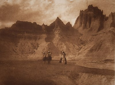 Edward Curtis The North American Indian