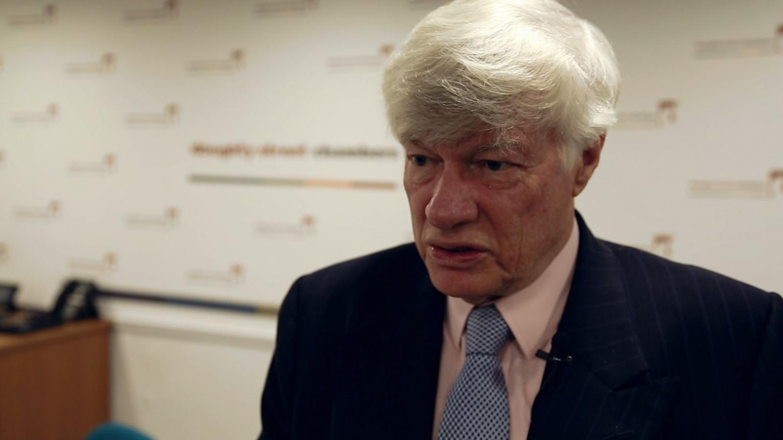 Geoffrey Robertson releases report on the Bangladesh International Crimes Tribunal
