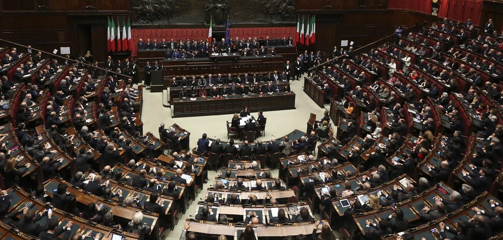 Italian parliament Palestine