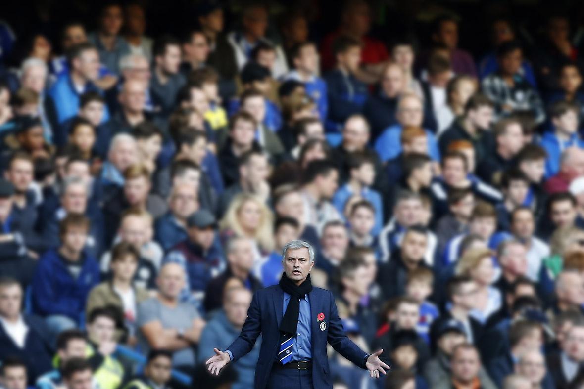 Chelsea fans