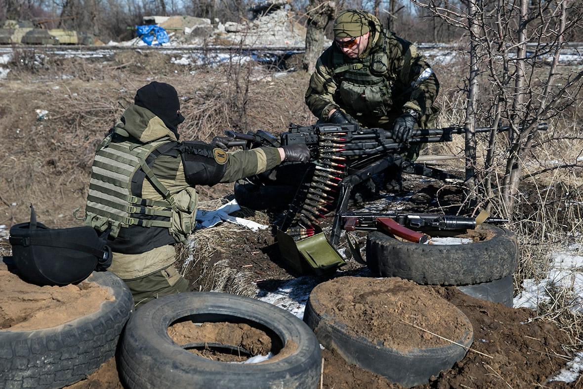 Debaltseve Ukraine
