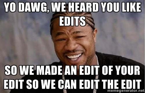 Edit meme