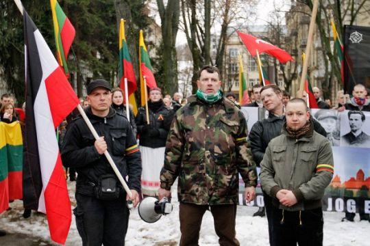 Lithuanian Neo-Nazis