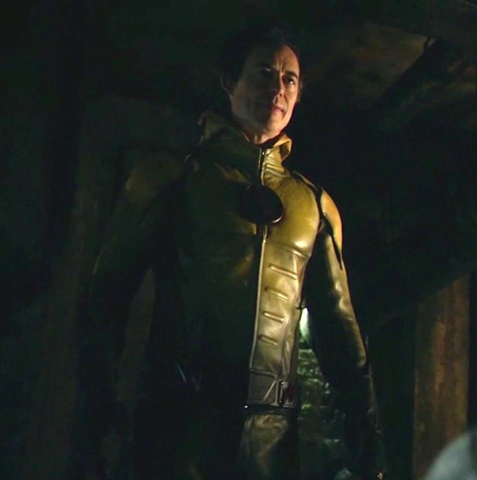 Harrison Wells Reverse Flash secret out in The Flash episode 15