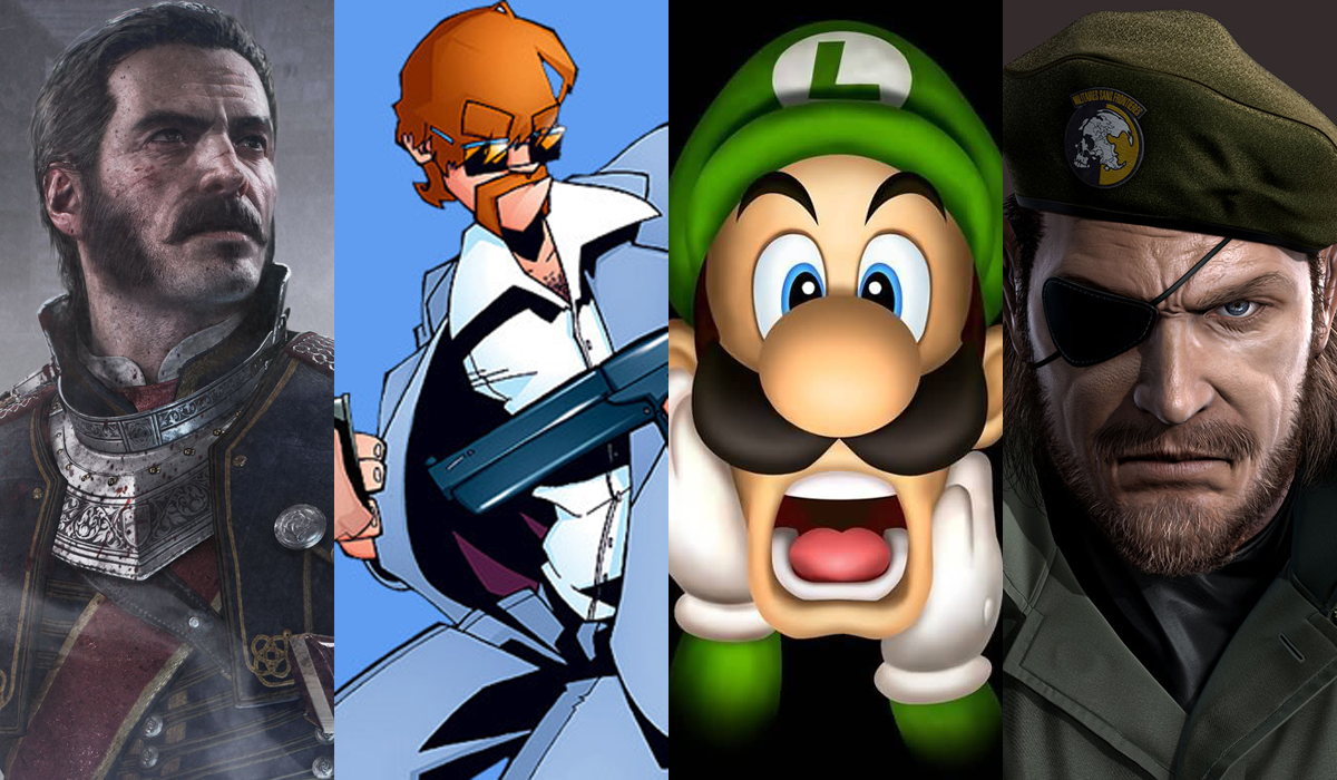 Video Game Beards