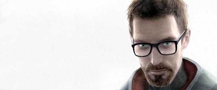 Gordon Freeman Half Life Goatee